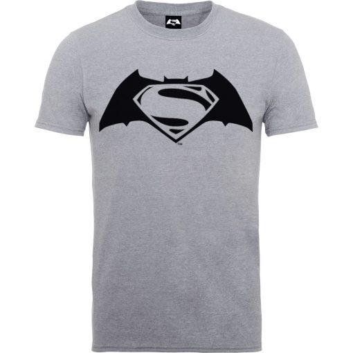 Batman V Superman Logo T- Shirt