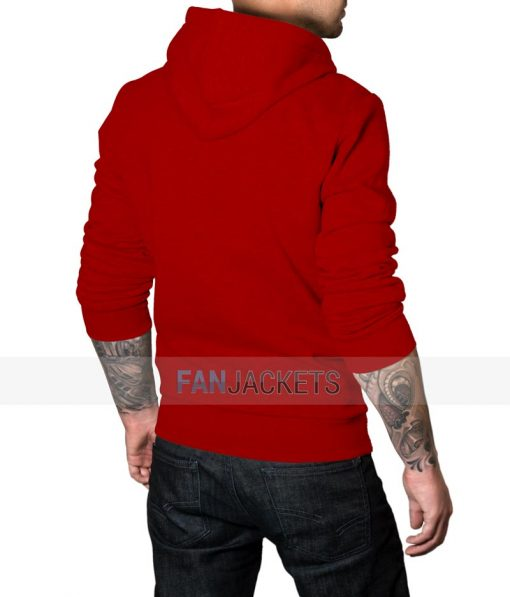 The Flash Red Hoodie