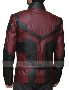Daredevil Maroon Jacket