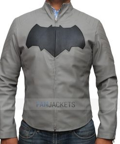 Dawn Of Justice Batman Grey Jacket