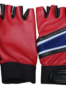 Harley Quinn Costume Gloves