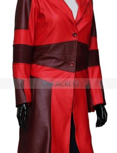 Captain america Scarlet Witch Coat