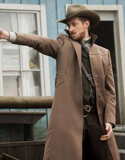Legends Of Tomorrow Trench Coat