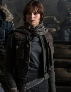 Jyn Erso Vest Star Wars Rogue One