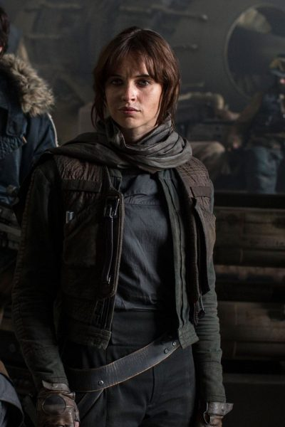 Rogue One A Star Wars Story Jyn Vest