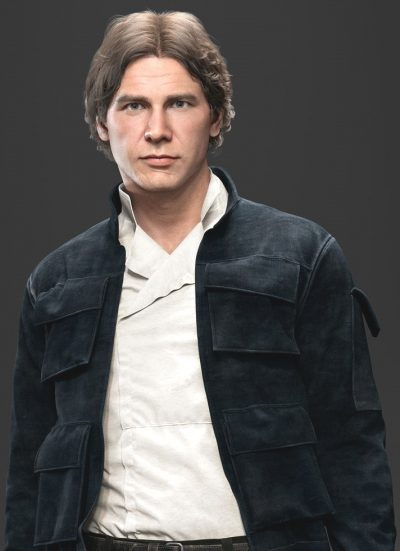 Star Wars Han Solo Cotton Jacket
