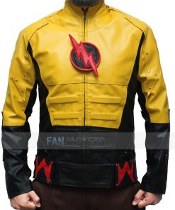 Reverse Flash Costume Jacket