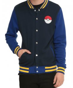 Pokemon Varsity Jacket