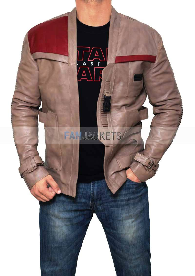 Finn Leather Jacket