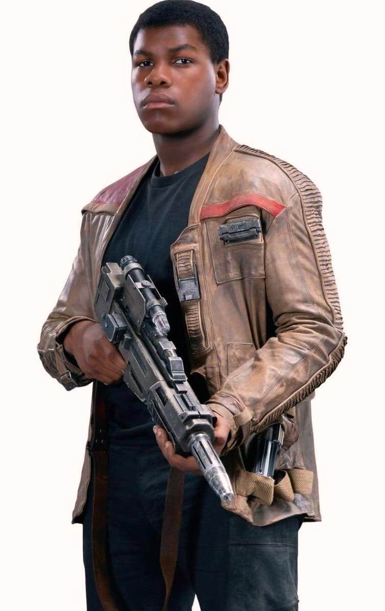 Star Wars Episode 7 Leather Jacket