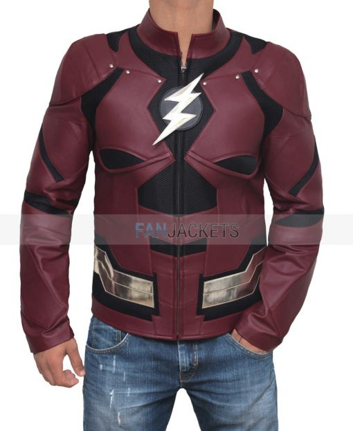Justice League Flash Jacket