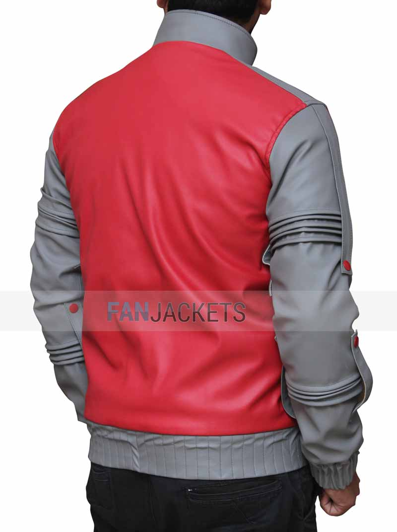 Mart Macfly Back to future jacket