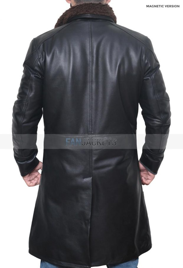 Blade Runner shearling Jacket