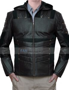 Oliver Queen arrow jacket