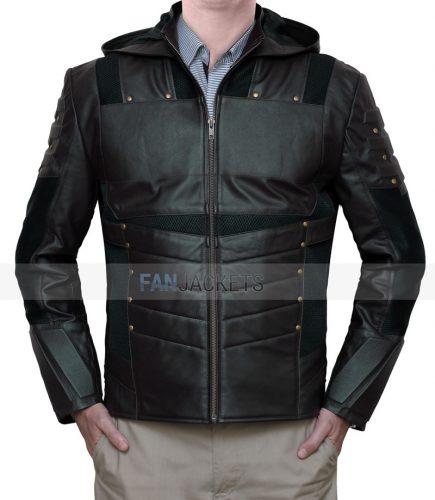 Oliver Queen arrow jacket