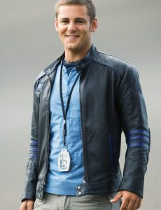 Flynn McAllistair in power rangers