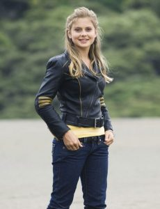 Rose McIver in Power Rangers