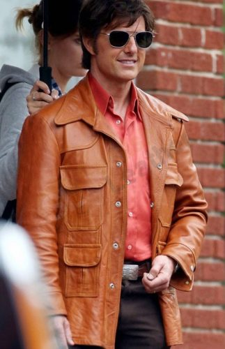 Tom Cruise Jacket of movie american made