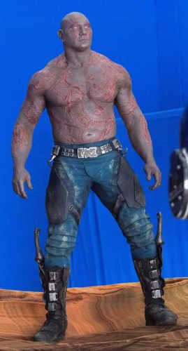 Dave Bautista Guardians Of The Galaxy Pant