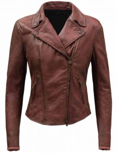 Fast 8 Leather jacket