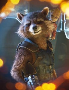 Raccoon GOTG Vol 2 Vest