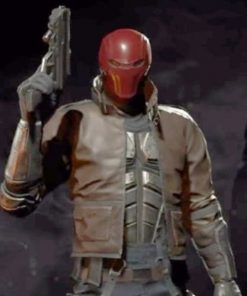 Red Hood Injustice 2 Jacket