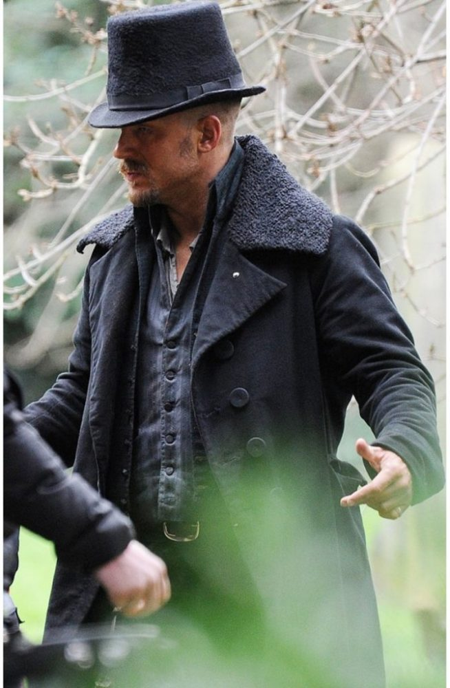 Taboo Tom Hardy Coat