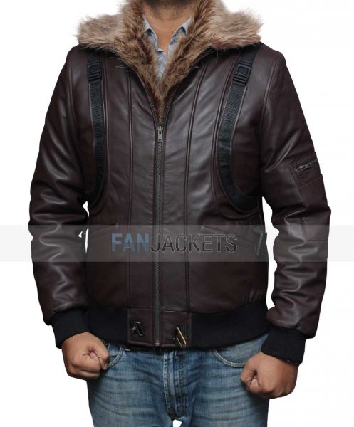 The Vulture Leather Jacket