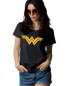 Wonder Woman Logo Shirt