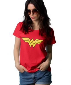 Wonder Woman Red Shirt