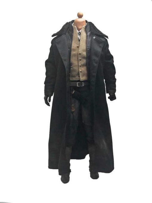 tom hardy taboo coat