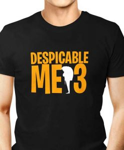 Despicable Me 3 T Shirt