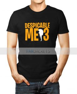 Despicable Me 3 Logo T Shirt