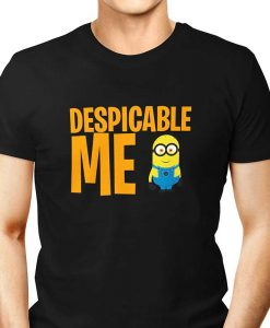 Despicable Me Logo T Shirt