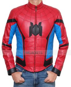 Spiderman Logo Jacket