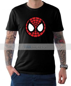 Spiderman Homecoming Mask T Shirt