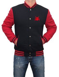 Spiderman Homecoming Varsity Jacket