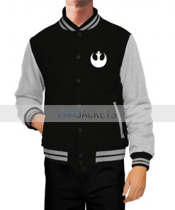 Star Wars Rebel Varsity Jacket