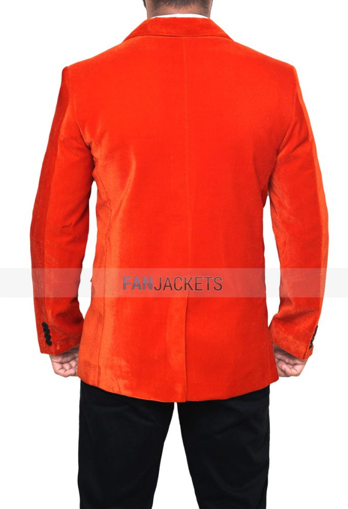 kingsman 2 orange suit