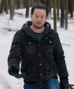 Mark Wahlberg Hooded Jacket