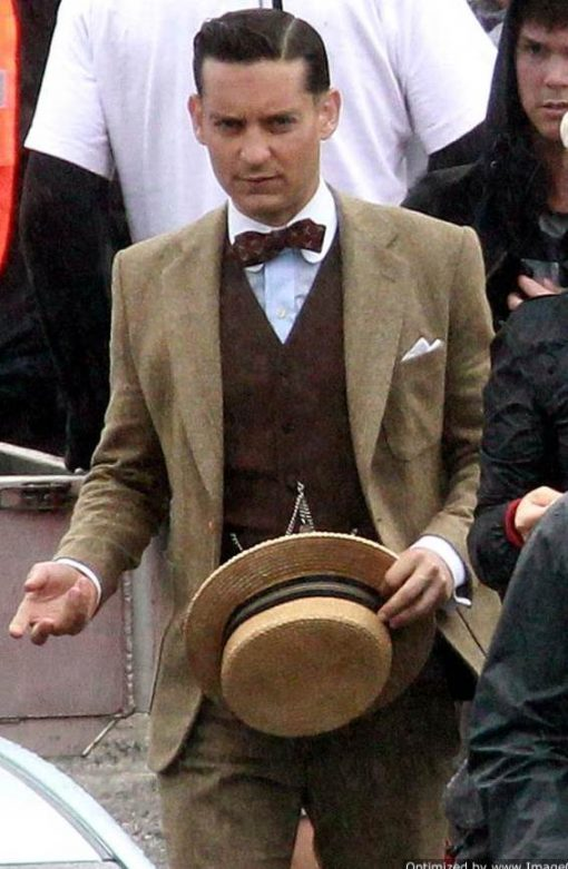 Nick Carraway The Great Gatsby Suit