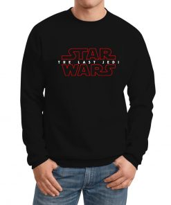 The Last Jedi Star Wars Sweatshirt