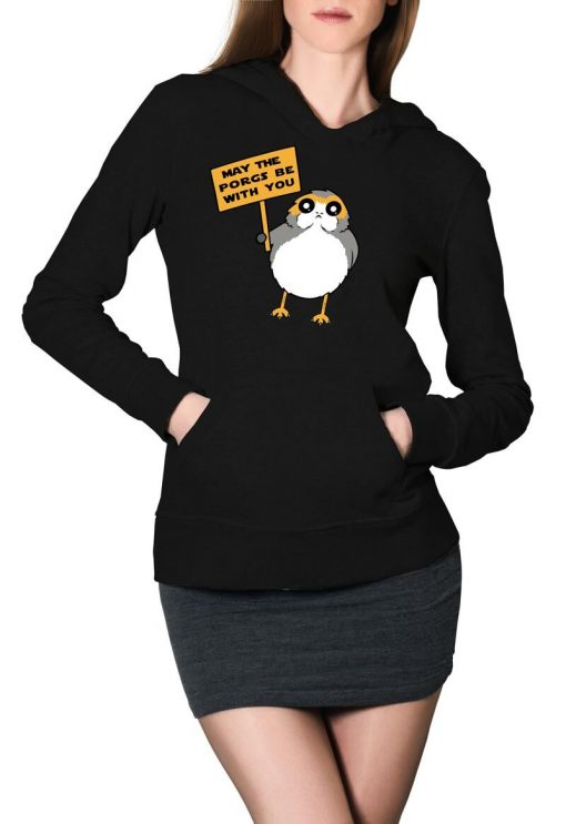 May_The_Porgs_Be_With_You_Womens_Hoodie
