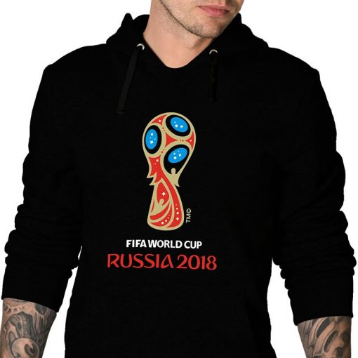 Fifa World Cup Hoodie Russia 2018