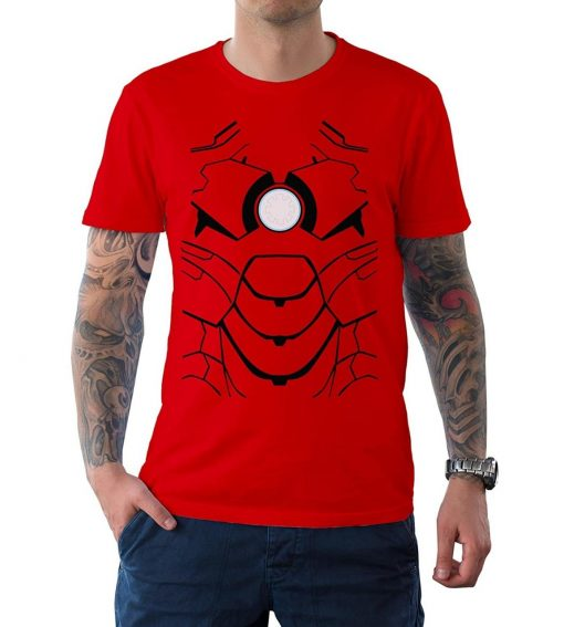 Iron Man Tee Shirt