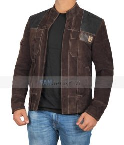 Solo A Star Wars Story Jacket