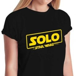 Solo A Star Wars Story T Shirt