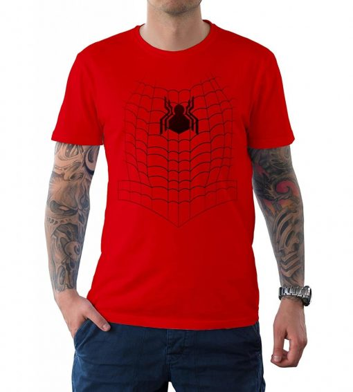 Spiderman T Shirt Men