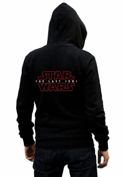 The Last Jedi Zip Up Hoodie