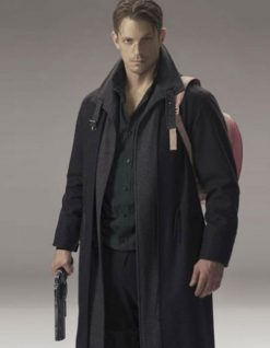 Altered Carbon Trench Coat